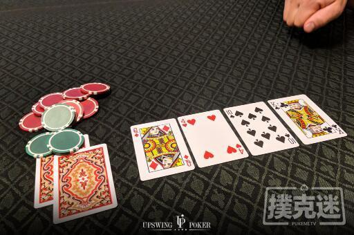 【蜗牛扑克】通过三手牌研究一个高频3bet局面