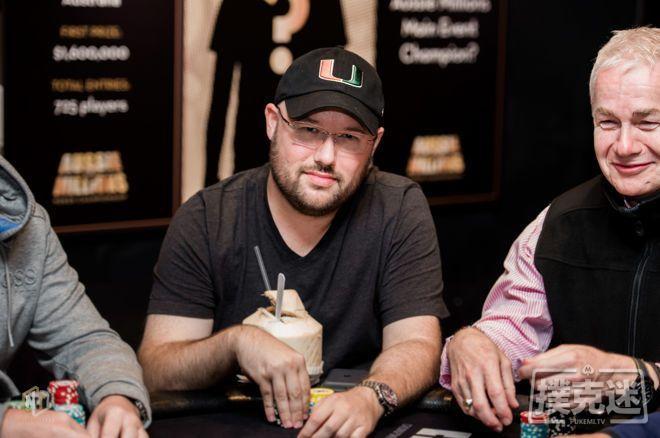 蜗牛扑克:Scott Davies谈墨尔本记忆和澳洲百万赛事安排