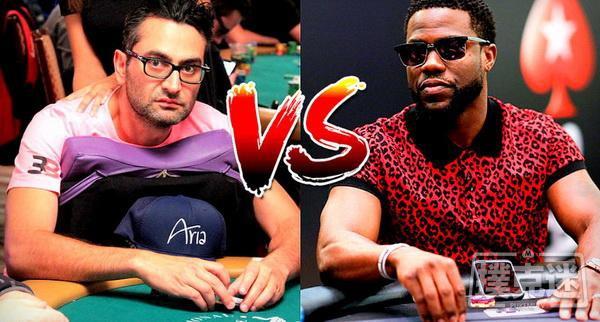 蜗牛扑克:Antonio Esfandiari表示与Kevin Hart的拳击对赌赛是一定会发生的事