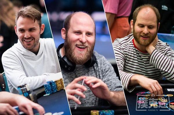 蜗牛扑克:PSPC钱圈趣事:Greenwood三兄弟均入钱圈