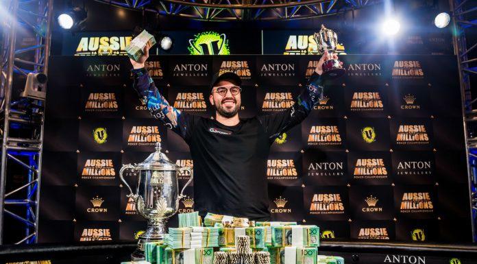 蜗牛扑克:Bryn Kenney斩获澳百主赛冠军,奖金http://www.allnewpokerblog.com/wp-content/uploads/2019/02/1549266437663239-1.jpg,272,598 AUD