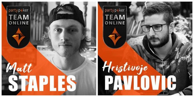 蜗牛扑克:知名扑克主播Matt Staples成为Partypoker首位线上战队签约玩家