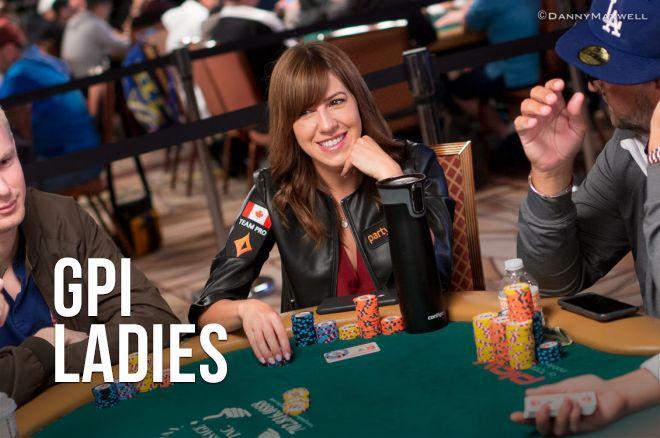 蜗牛扑克:GPI女子榜单:Bicknell继续领跑两榜