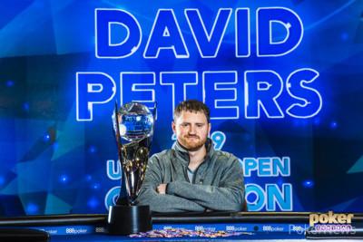 蜗牛扑克:David Peters斩获2019 USPO主赛冠军并以最高积分成为终极冠军
