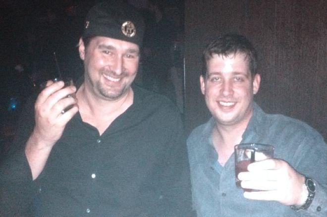 """蜗牛扑克:Phil Hellmuth追思Mike """"Wisco"""" Murray,37岁突然离世"""