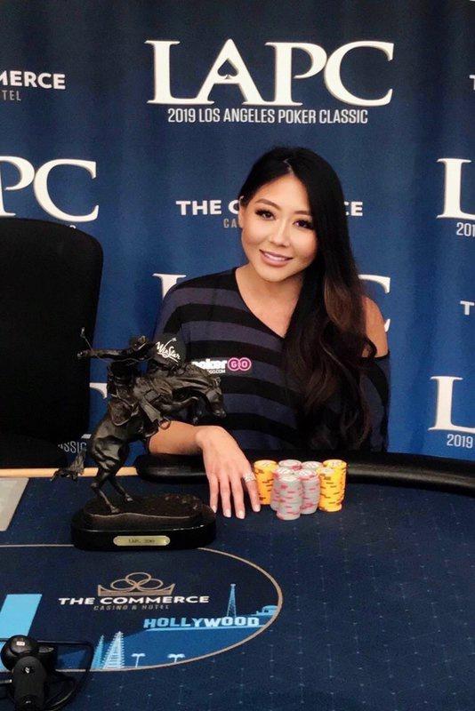 蜗牛扑克:Maria Ho生日当天击败Kristen Bicknell斩获LAPC豪客赛冠军