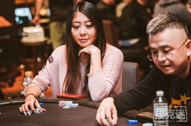 蜗牛扑克:LAPC豪客赛冠军Maria Ho:不断学习,不断进步