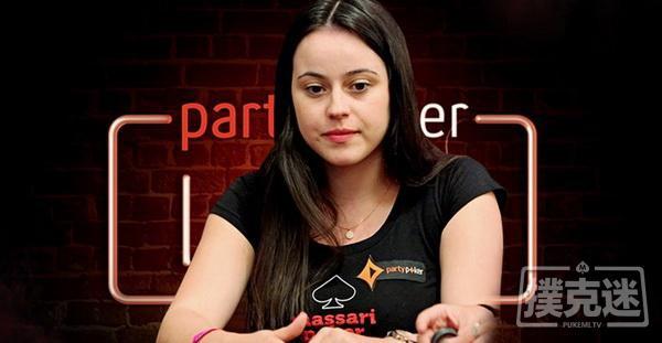 蜗牛扑克:巴西女牌手Luiza Simao独家采访录