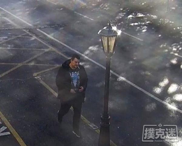 蜗牛扑克:爱尔兰警方公布冰岛扑克玩家Jon Jonsson失踪前监控录像