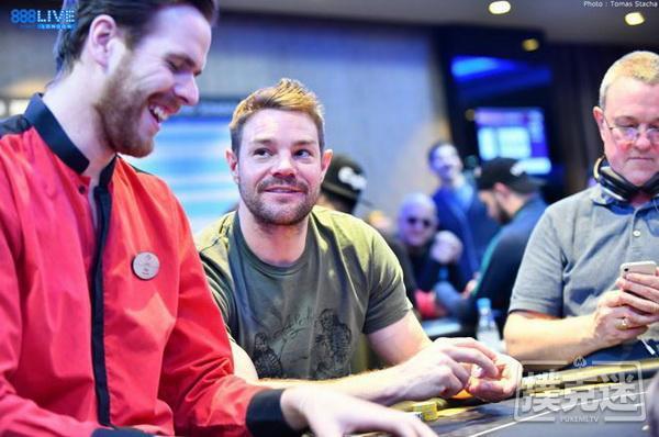 蜗牛扑克:Tony Miles将参加《美国忍者勇士》开启和Shaun Deeb的对赌