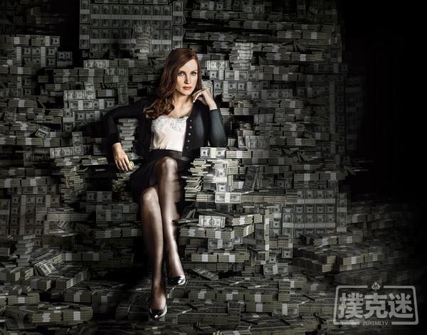 【蜗牛扑克】美国一个州一年能靠扑克赚多少钱?1亿2008万美元