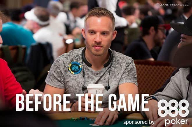 蜗牛扑克:打牌之前的日子:Martin Jacobson也有很多不如意的时刻