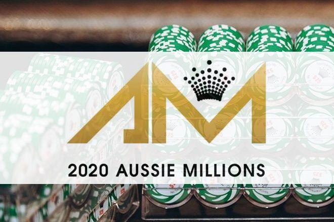 蜗牛扑克:2020澳洲百万赛事赛程公布!