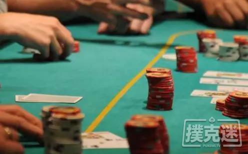 【蜗牛扑克】小球派如何花少量的筹码去做更多的行动