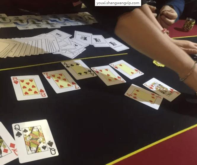 【蜗牛扑克】问我牌谱,其实我的回答都是错的。