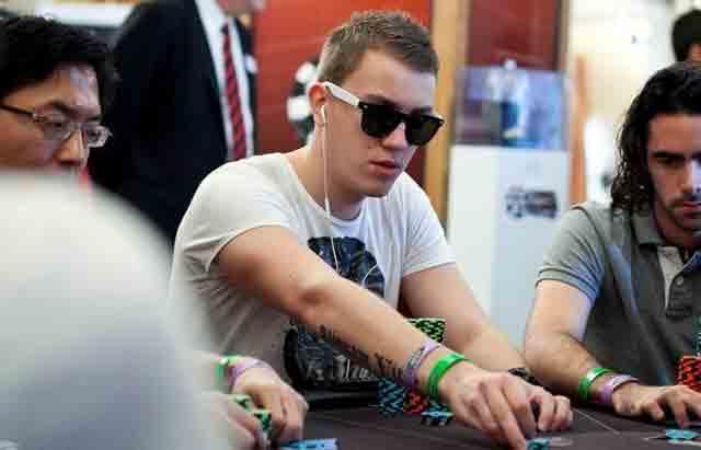 【蜗牛扑克】Roman 'Romeopro' Romanovsky登顶口袋5世界排行榜