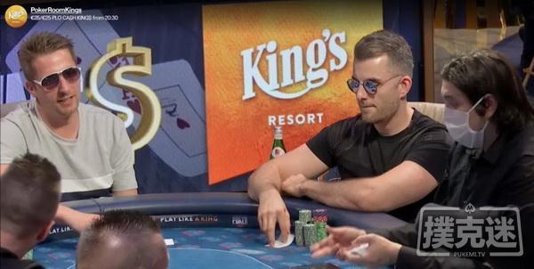 蜗牛扑克:欧洲扑克市场复苏,国王娱乐场开放现场比赛