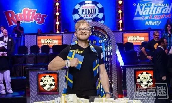 蜗牛扑克:新闻回顾-WSOP德州扑克冠军也有3手牌就被淘汰的历史