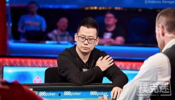 蜗牛扑克:WSOP新闻回顾|首届德扑短牌赛事曾恩盛季军