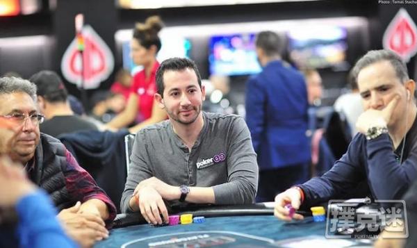 蜗牛扑克:前体育解说员Jeff Platt为粉丝直播WSOP比赛