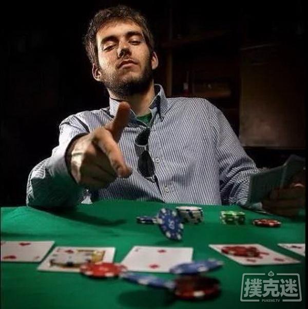 【蜗牛扑克】这是德州扑克牌桌上最不能容忍的行为