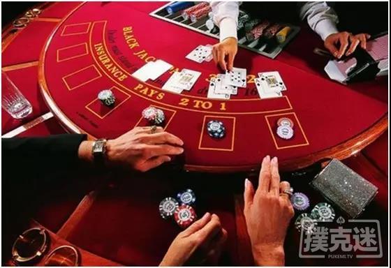 【蜗牛扑克】德州扑克中上下挥动筹码就算过牌