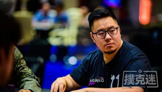 蜗牛扑克:香港选手Danny Tang希望再赢一条金手链