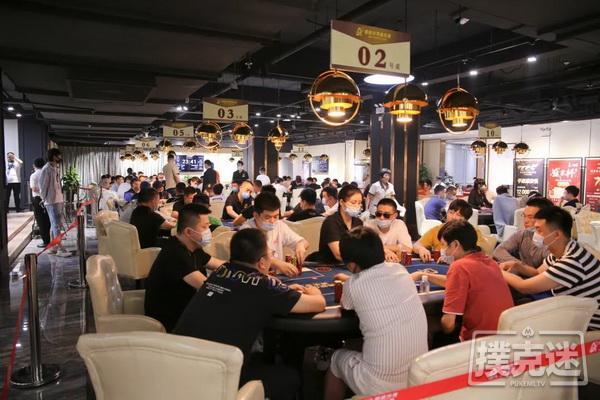 蜗牛扑克:首届泰山杯 泰山杯主赛事29人晋级Day3,FT即将诞生!