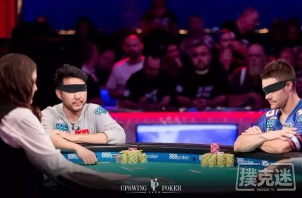 【蜗牛扑克】大小盲之战,作为翻前跟注者如何取胜-德州扑克技巧