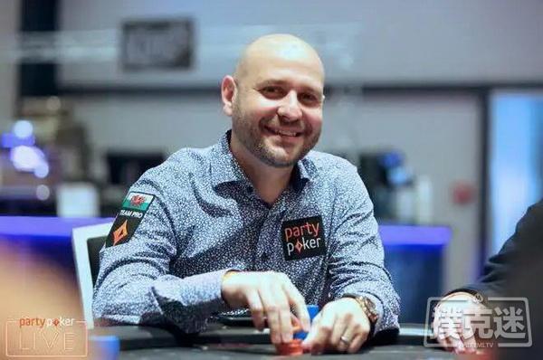 蜗牛扑克:Roberto Romanello:WPT线上世界锦标赛备具竞争力