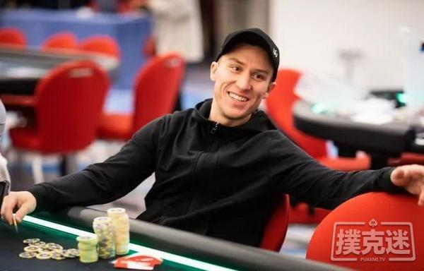 蜗牛扑克:Daniel Dvoress收获个人扑克生涯的首条金手链!