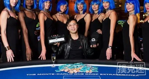 【蜗牛扑克】中国人夺得扑克史上最高买入锦标赛冠军, 赢8200万奖金!