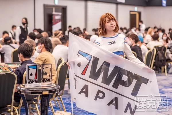 蜗牛扑克:WPT日本丨主赛事再破纪录!203名选手晋级DAY2