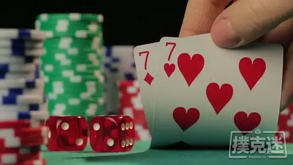 【蜗牛扑克】关于德州扑克口袋对与概率的问题,你能答对几个?