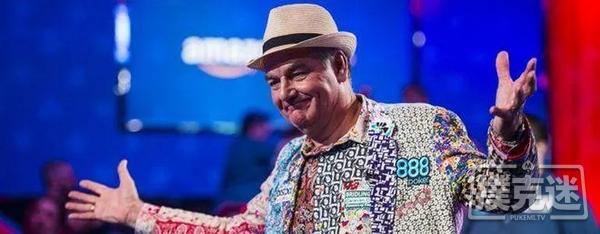 蜗牛扑克:乔大爷在WSOP主赛赢的260万刀仍在银行,分文未取