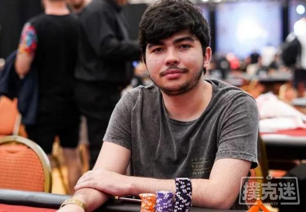 蜗牛扑克:对扑克的热情驱使巴西选手Leonardo Mattos获得WSOP的胜利