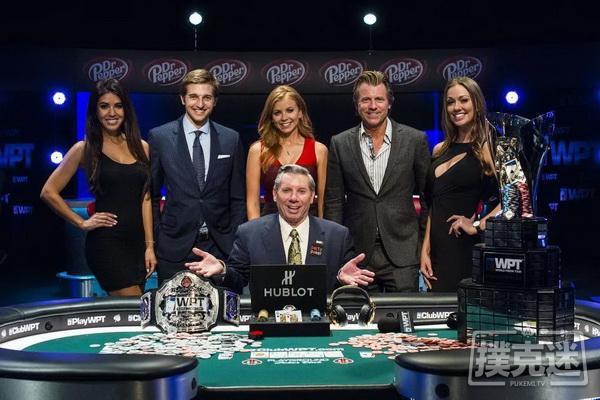 蜗牛扑克:扑克界向Mike Sexton致敬