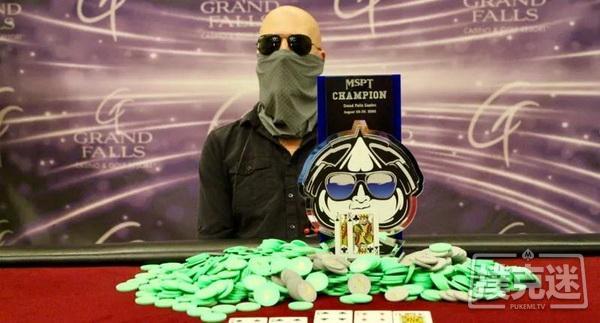 蜗牛扑克:美国疫情以来的首次大型比赛吸引了518名选手参赛