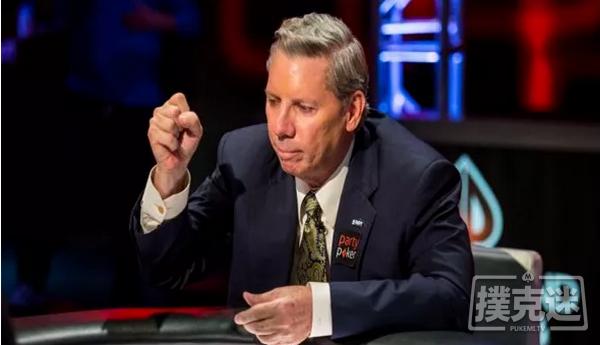 蜗牛扑克:WPT巡回赛解说员Mike Sexton去世,享年72岁