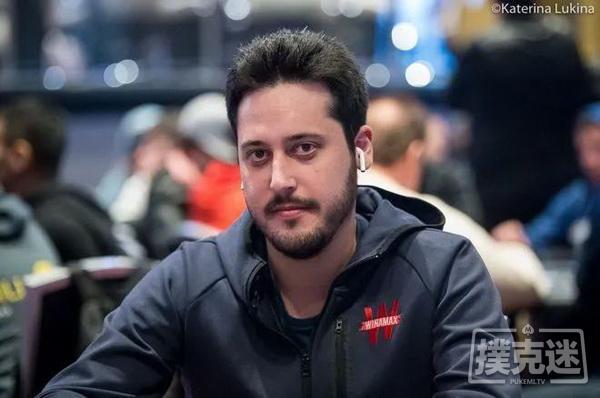 蜗牛扑克:Holz领跑豪客赛,Adrian Mateos赢得第三冠