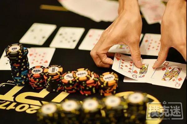 【蜗牛扑克】会玩剪刀石头布,学会德州扑克不用愁