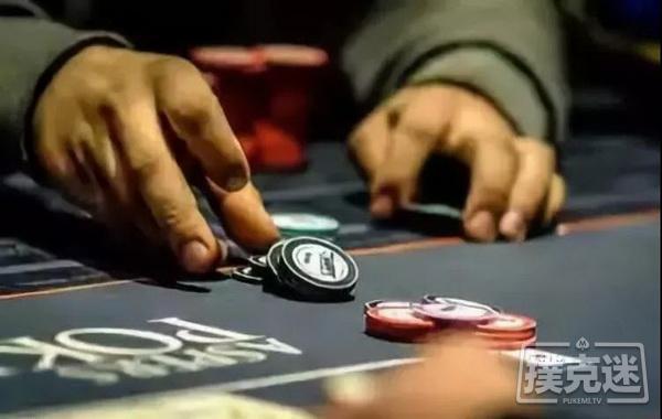 【蜗牛扑克】德州扑克中河牌不知道自己是否领先,该不该下注?