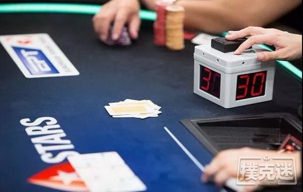 【蜗牛扑克】当德州扑克职业牌手长考的时候他在想什么