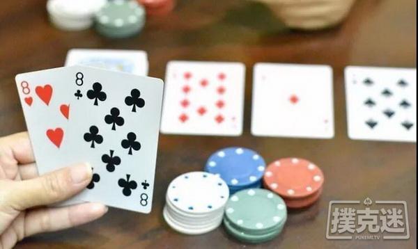 【蜗牛扑克】暗三条遇上听顺牌面该怎么打 | 德州扑克牌局分析