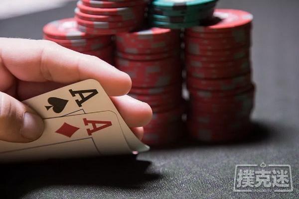【蜗牛扑克】烫手的AA |德州扑克牌局分析