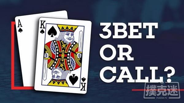 【蜗牛扑克】德州扑克AK除了3Bet,还可以这样玩