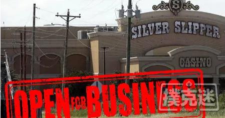 蜗牛扑克:密西西比娱乐场在飓风后重新开放,8月收入受到打击