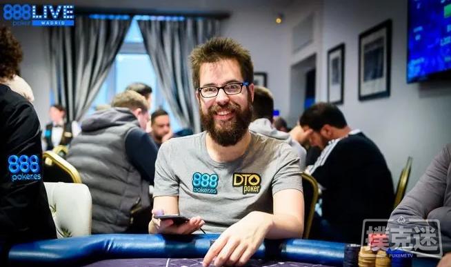 蜗牛扑克:Dominik Nitsche重返冠军行列