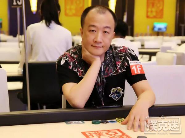 """蜗牛扑克:国人牌手故事   正能量樊涛:我的队员都是""""品学兼优""""!"""