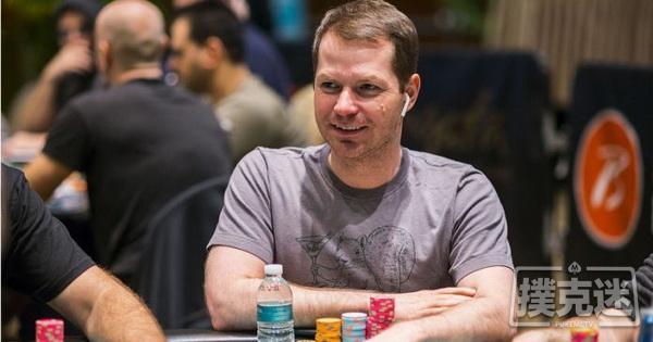 【蜗牛扑克】Jonathan Little谈扑克:如何应对小筹码在泡沫圈的全压